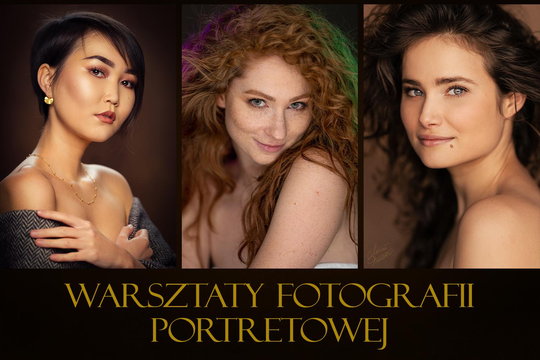 Warsztaty fotografii portretowej Online